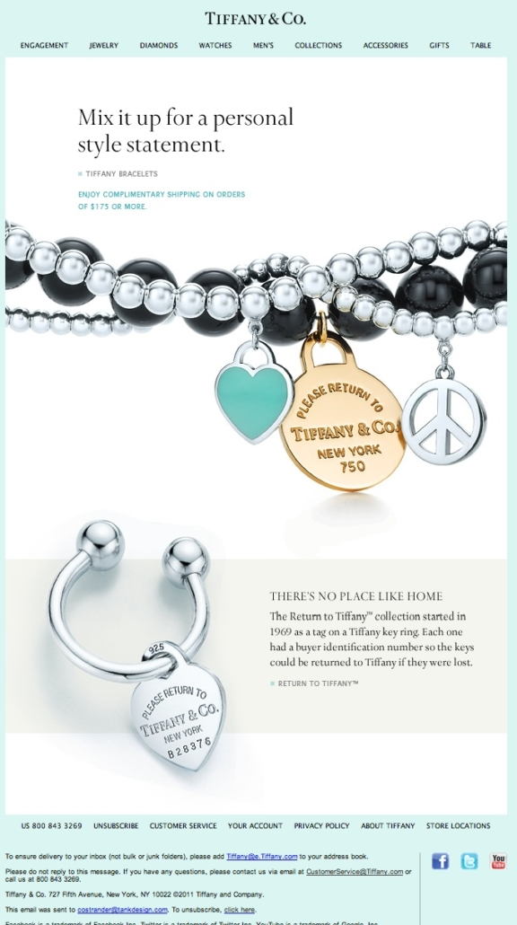 marketing to gift shops   email blast