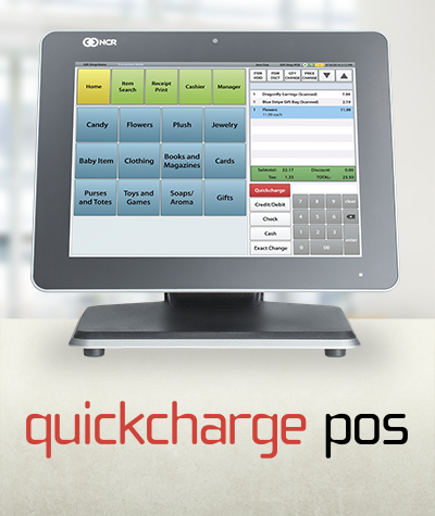 Quickcharge POS
