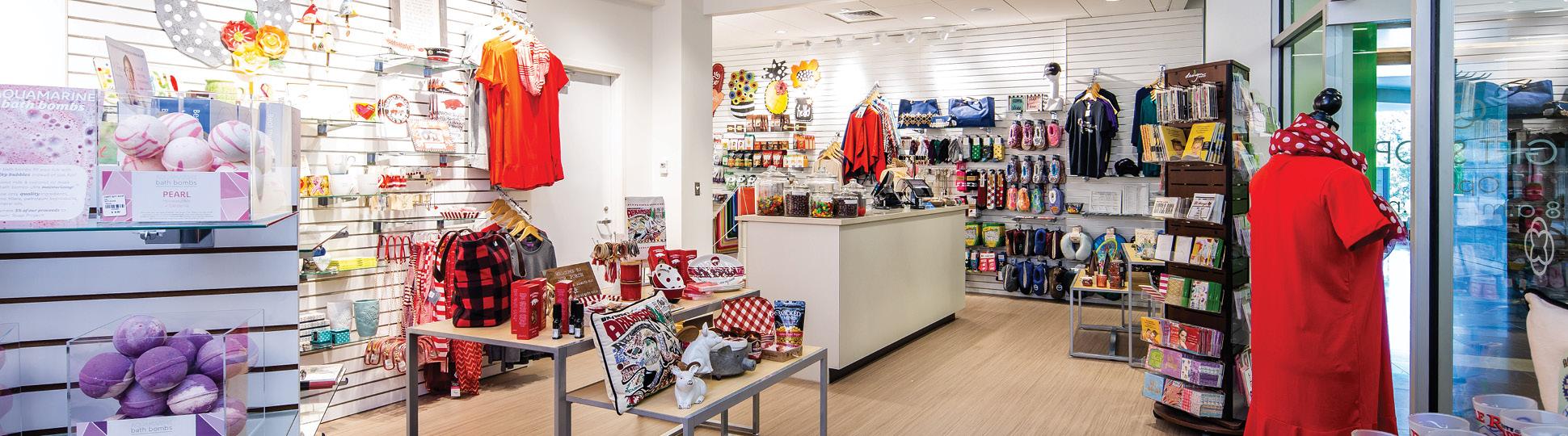 CARTI Cancer Center Gift Shop, Little Rock, AR