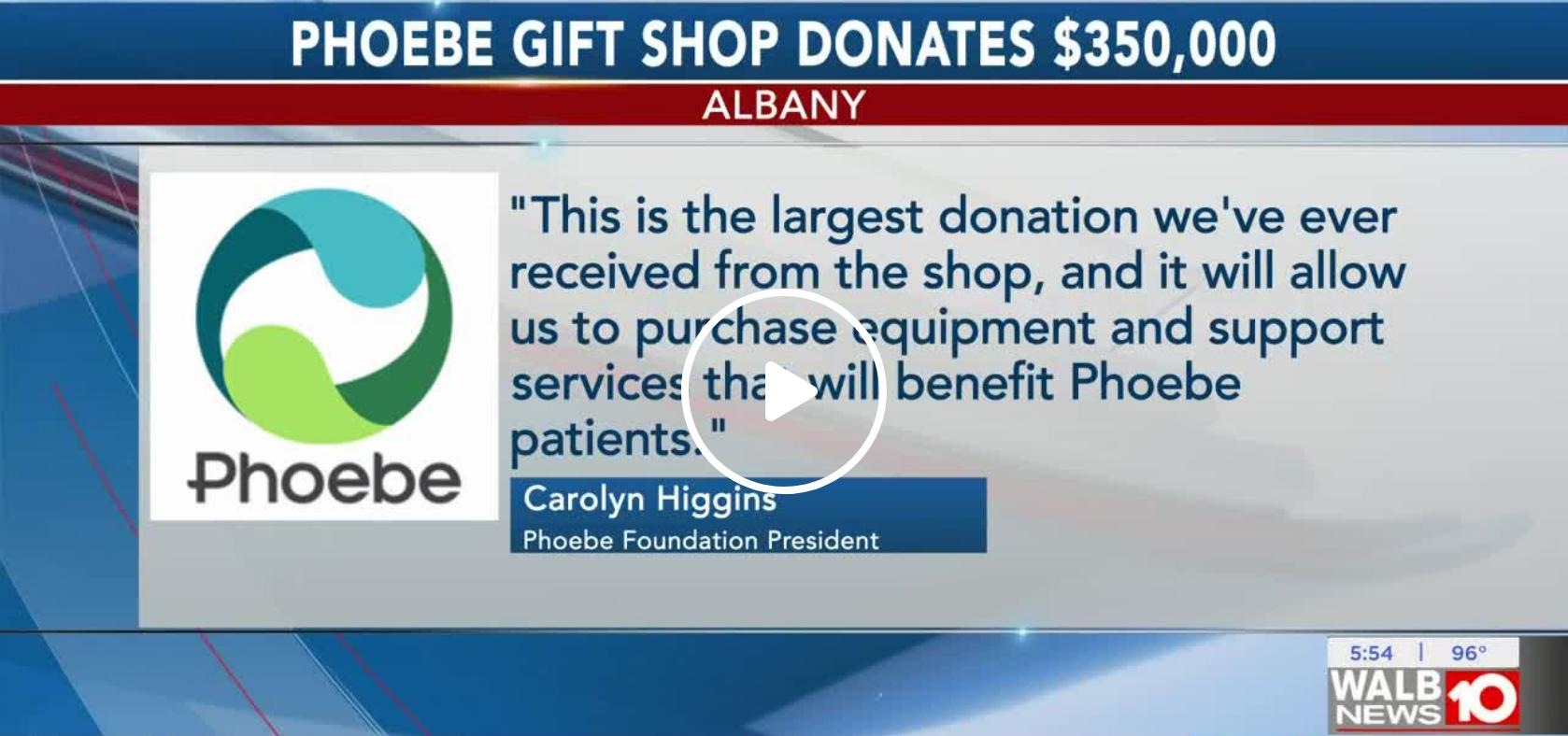 Phoebe Putney Memorial Hospital Gift Shop