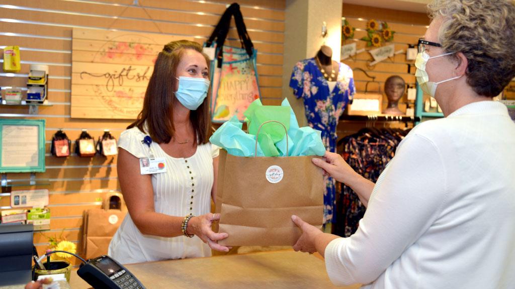 Rice Memorial Hospital Gift Shop, Willmar, MN