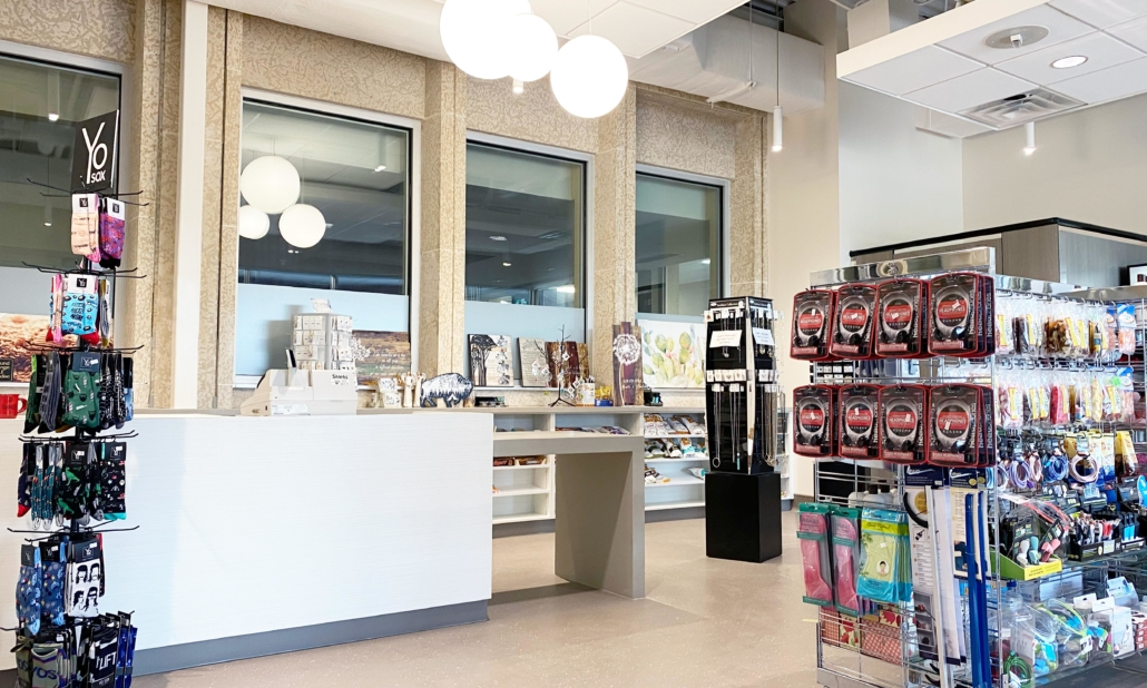 Grace Hospital Gift Shop, Winnipeg